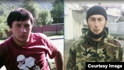 Братья Мурат и Марат Ажбиевы