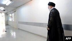 Иранскиот врховен верски лидер ајатолах Али Хамeнеи