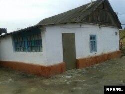 Дом в селе Новокаякент, где жила Саида Халикова с мамой, братом и дедом