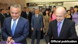 Նախագահ Սարգսյանի նախաձեռնած Համահայկական բանկը փակվում է՝ վաստակելով ընդամենը 75 հազար դոլար