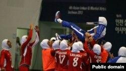 تیم فوتسال زنان ایران