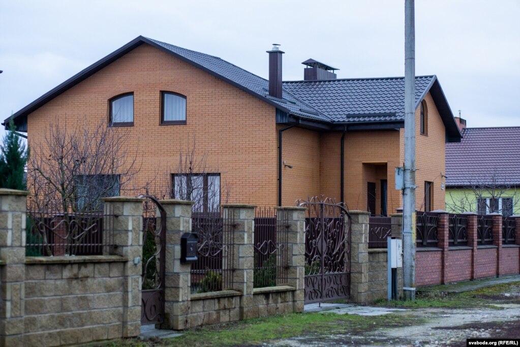 Дом Дмитрия Егорова