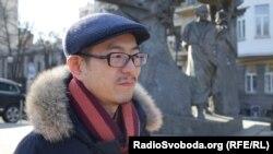 Дайсуке Мінаміно, керівник політичного відділу посольства Японії в Україні