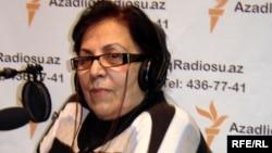 Azerbaijan – Novella Jafaroglu, president of the Society for protection of women's rights, 10Dec2009