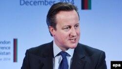 Прем'єр-міністр Великої Британії Дейвід Камерон