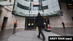 Selia e BBC-së në Londër, foto nga arkivi
