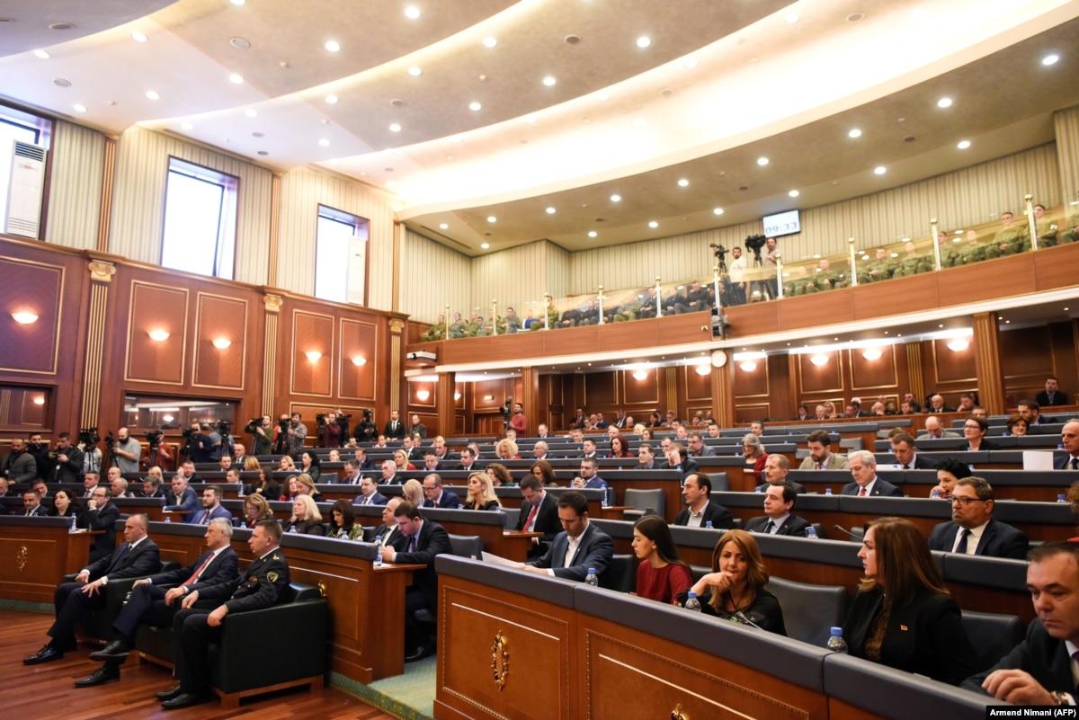 Kuvendi i Kosovës përkujton 20 vjetorin e masakrës në Burgun e Dubravës