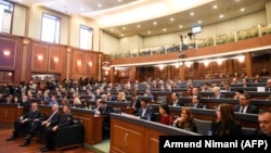 Із розпуском парламенту Косова погодилися всі фракції