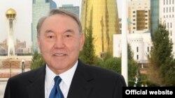 Gazagystanyň prezidenti Nursoltan Nazarbaýew
