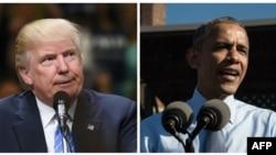 Donald Trump və Barack Obama