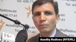 Депутат Милли Меджлиса Захид Орудж. Архивное фото