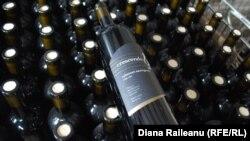 Vinul Crescendo produs la şcoala profesională din Nisporeni