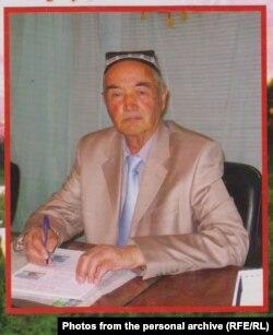 Шарифжан Абдураззаков.