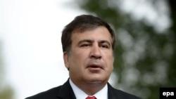 Bivši predsjednik Gruzije Mikail Sakašvili, do danas, kada je podnio ostavku, guverner ukrajinske Odese