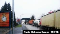 Граничен премин меѓу БиХ и Хрватска