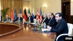 La Bagdad la negocierile de la 23 mai 2012