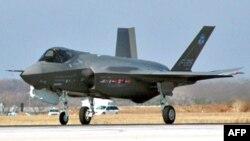 Американский истребитель F-35