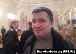 Депутат Верховной Рады Арсен Аваков