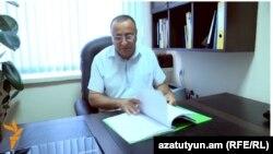 Փաստաբան Տիգրան Հայրապետյան