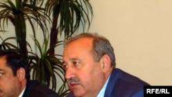 """Первый замгендиректора """"АзериГаз"""" Назим Самедзаде"""