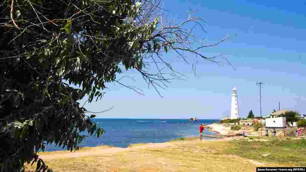 Перша точка для фото – маяк, побудований у 1816 році