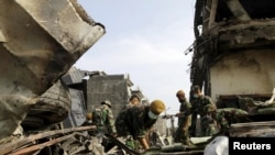Nga aksidenti në Indonezi...