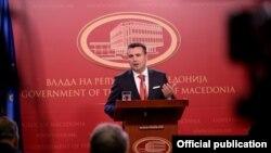 Kryeministri Zoran Zaev