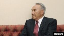 Нурсултан Назарбаев, президент Казахстана.