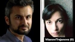 Милен Витанов и Вера Траянова