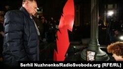 «Для суду явно буде недостатньо доказів», – сказав Віктор Гандзюк у коментарі Радіо Свобода