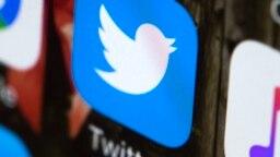 Logo-ul Twitter