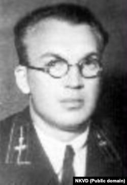 Следователь НКВД Валентин Григорьев