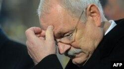 Presidenti i Sllovakisë Ivan Gasparovic