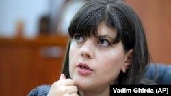 Laura Codruța Kovesi spune că este important sprijinul propriului guvern, dar nu decisiv