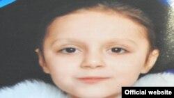 Рудныйда жоғалған 7 жастағы қыз Виктория Ганя. Сурет Қостанай облыстық ішкі істер департаментінің ресми сайтынан алынды.