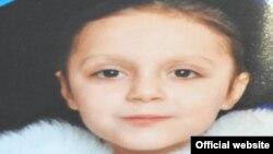 Семилетняя Виктория Ганя, пропавшая в апреле 2014 года и позже найденная мертвой. Фото с официального сайта ДВД Костанайской области.