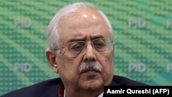 انور منصور خان د فبرورۍ پر ۲۰مه استعفا ورکړه