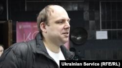 Журналіст Сергій Андрушко