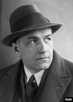 Борис Щукин, народный артист СССР, 1936
