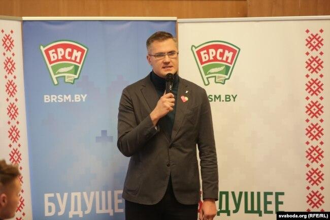 Вадзім Гігін.
