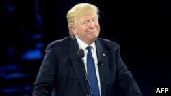 Претендент на висунення президентським кандидатом від Республіканської партії Дональд Трамп