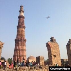 Індыя: уражаньні на ўсё жыцьцё