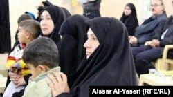 اجتماع لبحث سبل منع العنف ضد المرأة في النجف (من الارشيف)