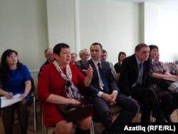 Резидә Миркасыймова сөйли