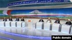 Теледебати кандидатів на посаду президента Ірану, Тегеран, 31 травня 2013 року