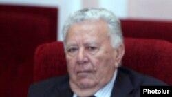 Президент Национальной академии наук Армении Радик Мартиросян