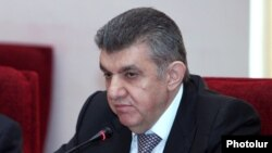 Գործարար Արա Աբրահամյան