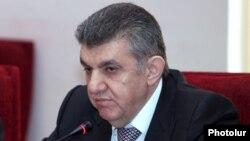 Ռուսաստանի հայերի միության նախագահ Արա Աբրահամյանը:
