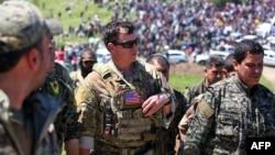ABŞ Suriyada YPG kürd qüvvələrinin silahlandırılmasına başlayıb