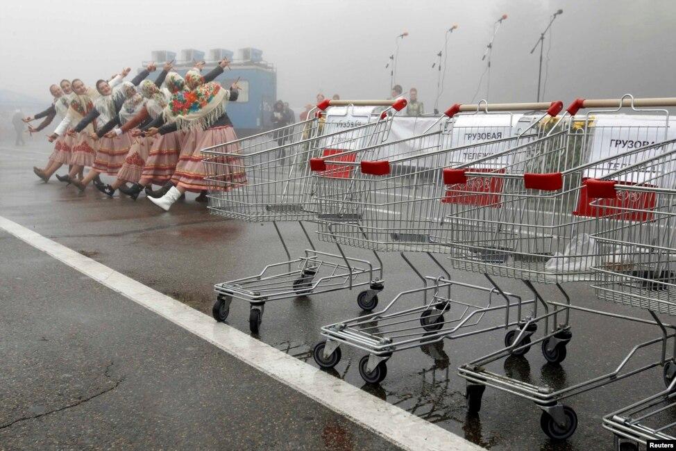 """РФ призывает Брюссель начать переговоры о создании зоны свободной торговли с ЕАЭС """"несмотря на кризис в Украине"""" - Цензор.НЕТ 6303"""